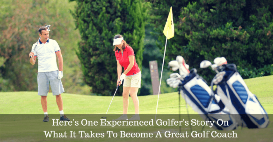 tips for being a golf coach
