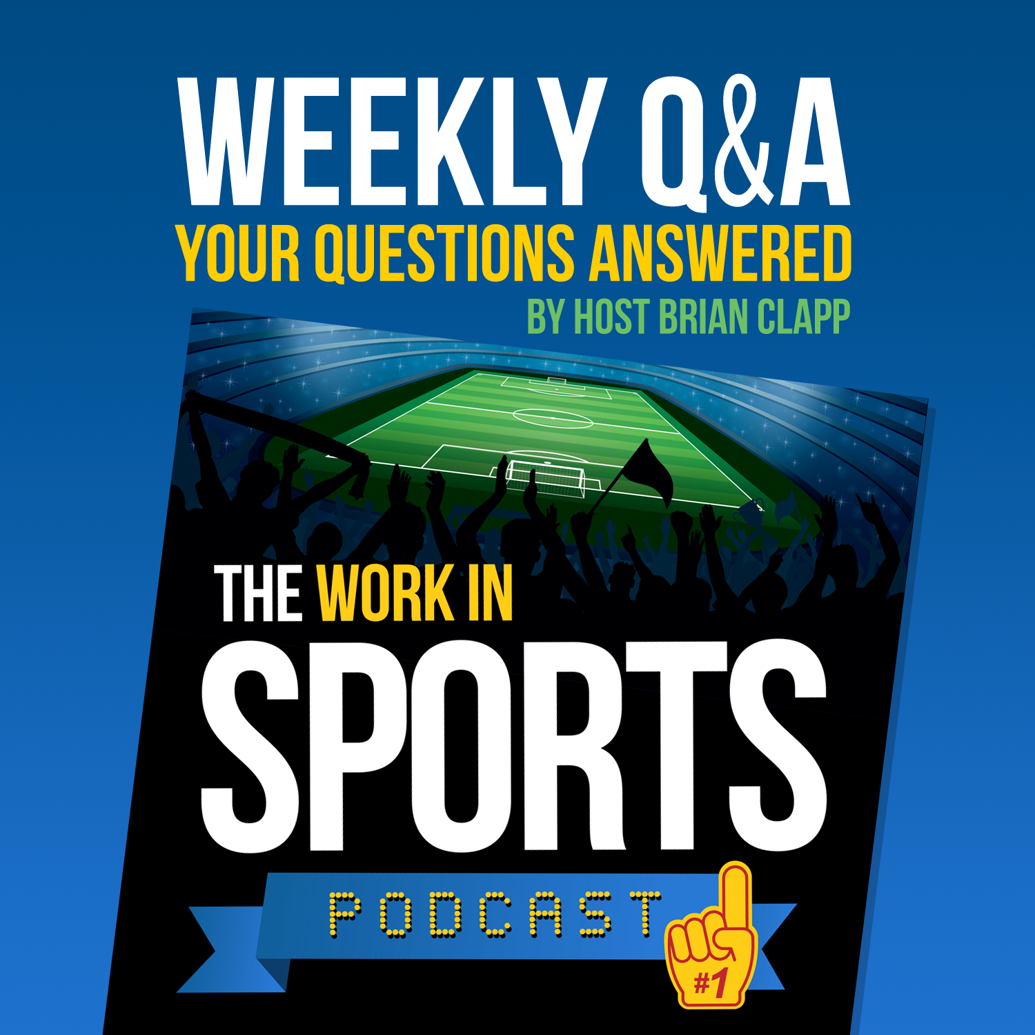 sports jobs q and a with Brian Clapp
