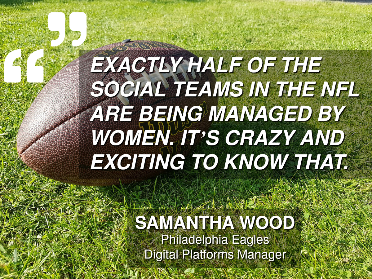 sports social media jobs