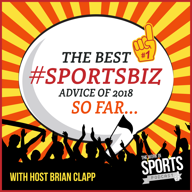 top sportsbiz career advice for 2018