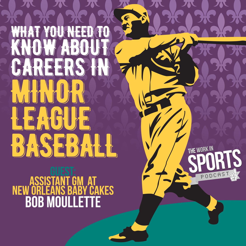 careers in minor league baseball