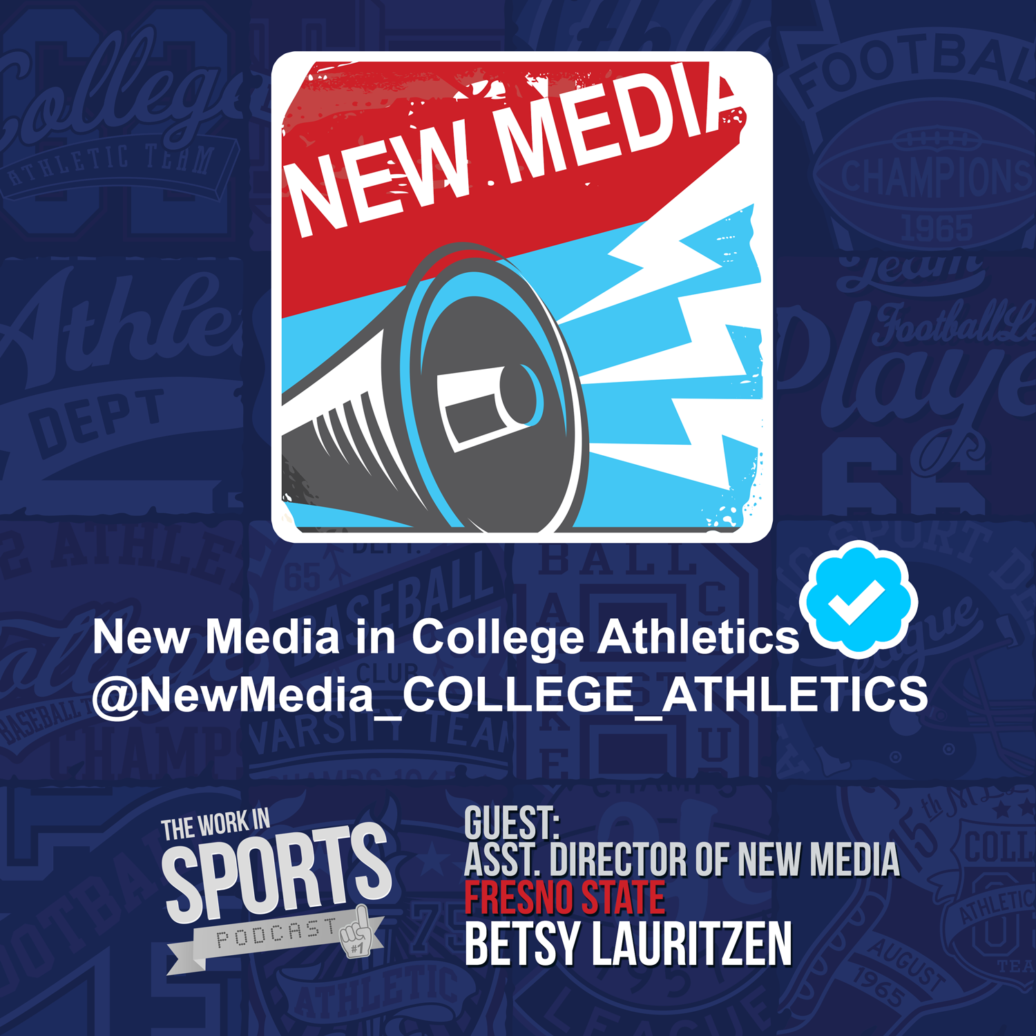 betsy lauritzen work in sports podcast fresno state