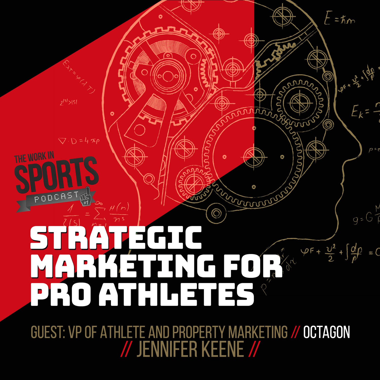 jennifer keene octagon vp athlete marketing