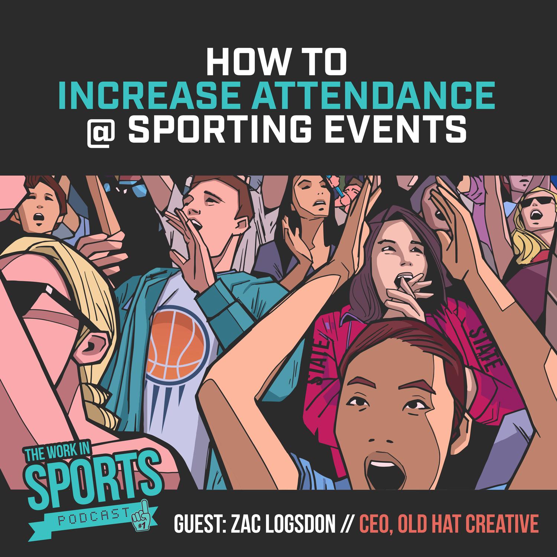 sports marketing work in sports podcast