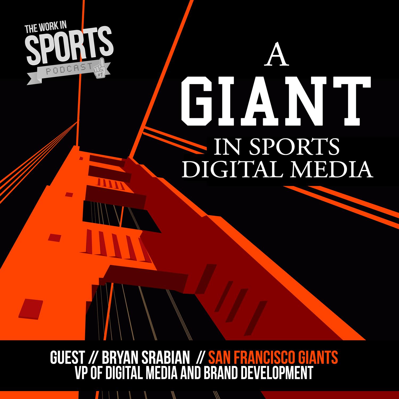 bryan srabian work in sports podcast