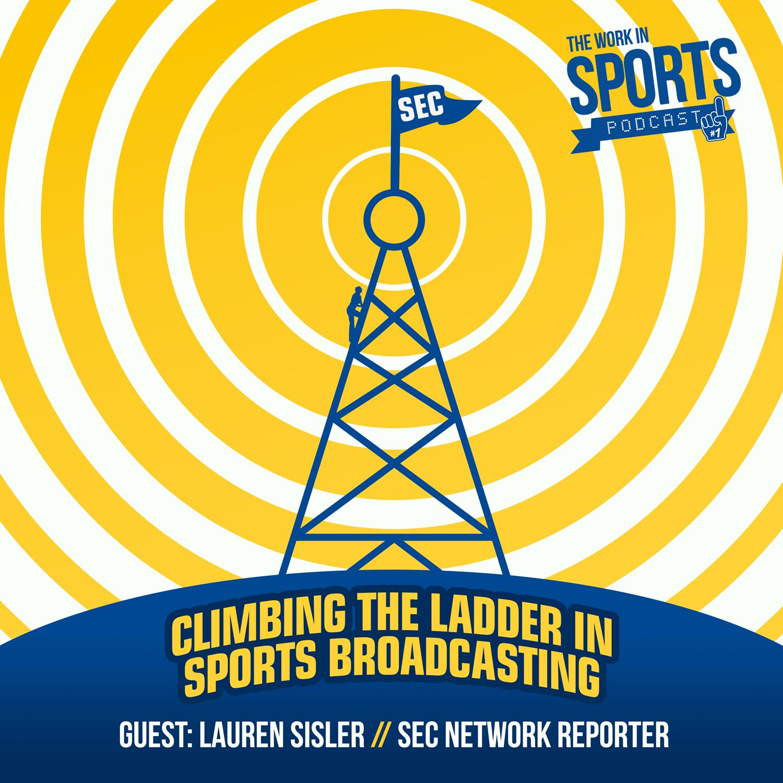 Lauren Sisler SEC Network Sports Reporter
