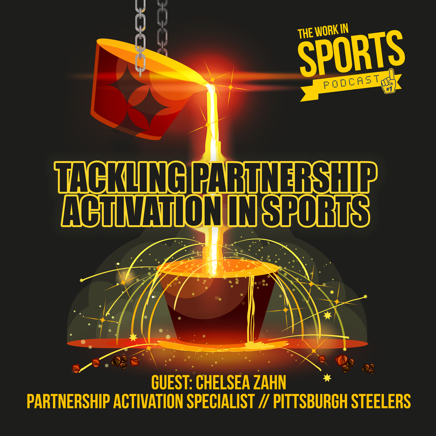 partnership activation pittsburgh steelers