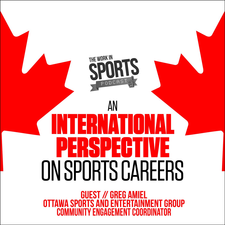 Greg Amiel Ottawa Sports and Entertainment Group
