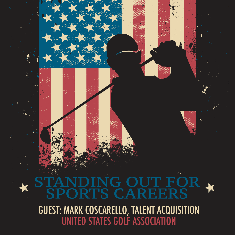Mark Coscarello USGA talent acquisition manager