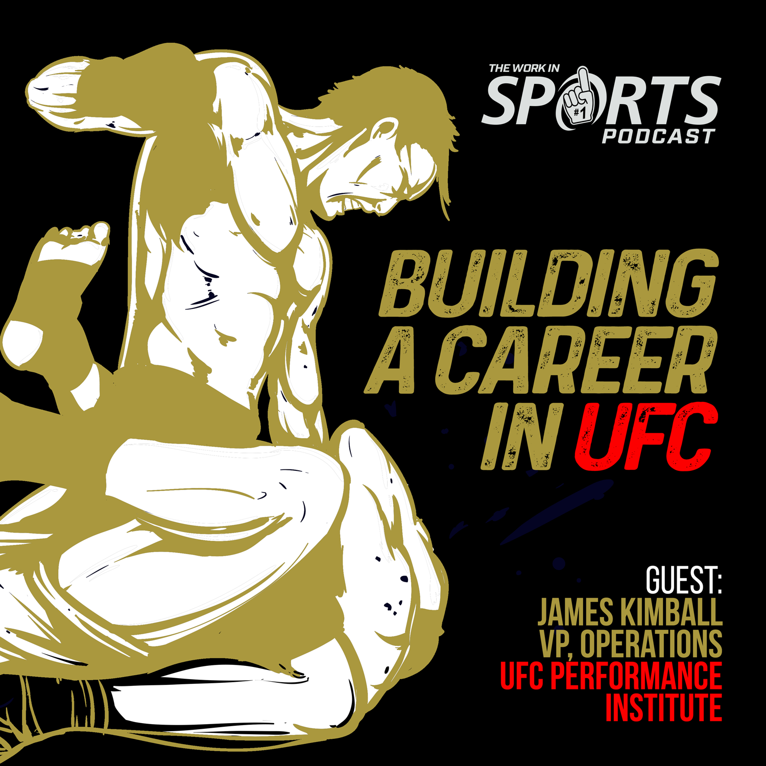 James Kimball UFC Performance Institute vp operations
