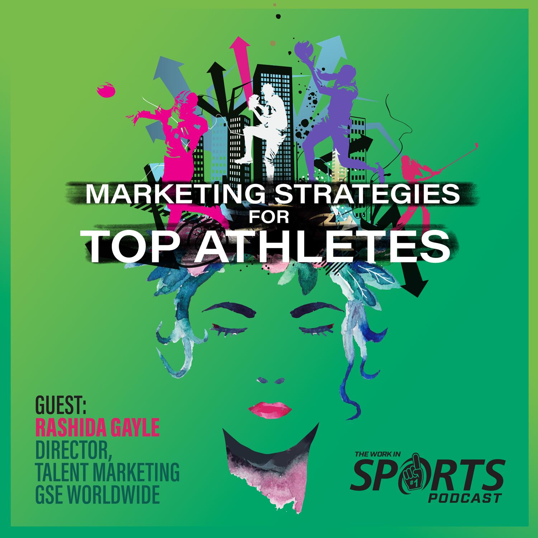 Rashida Gayle athlete marketing sports marketing