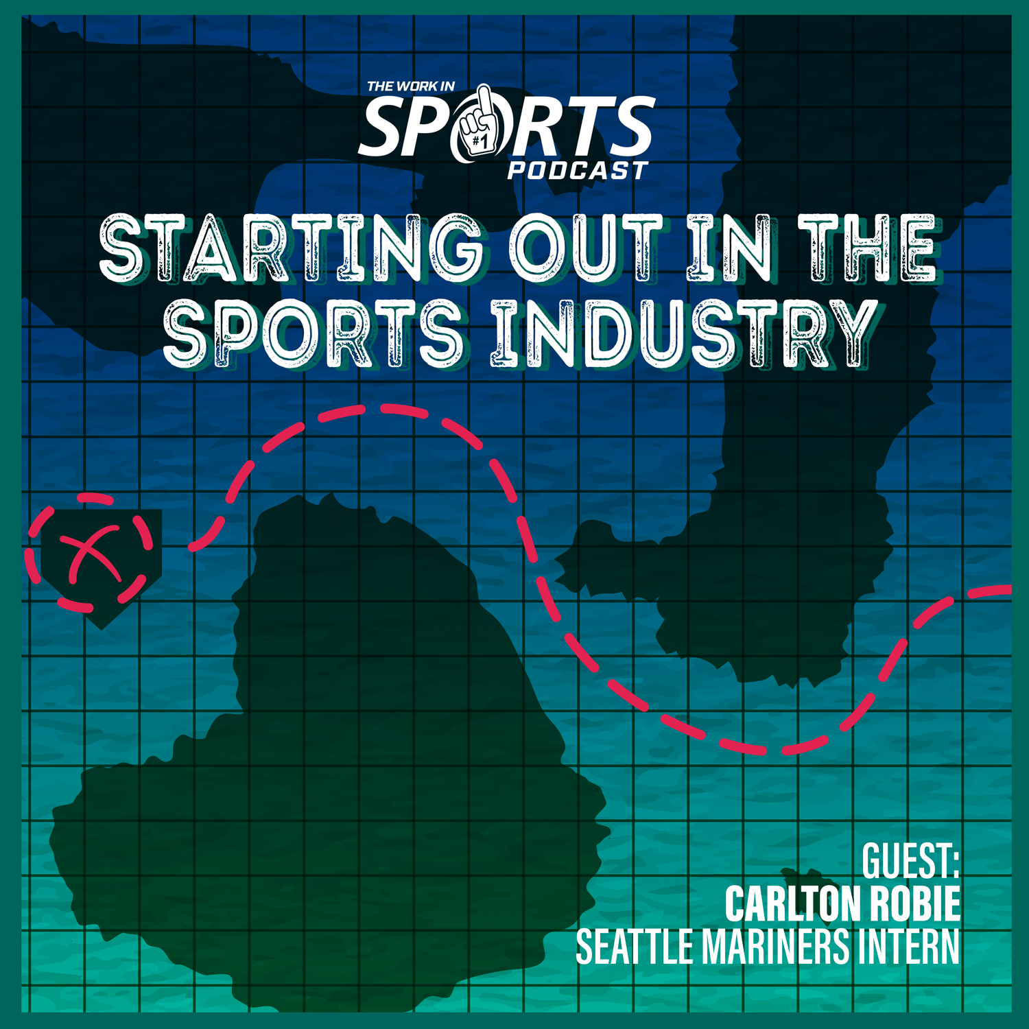 starting out in the sports industry Carlton robin