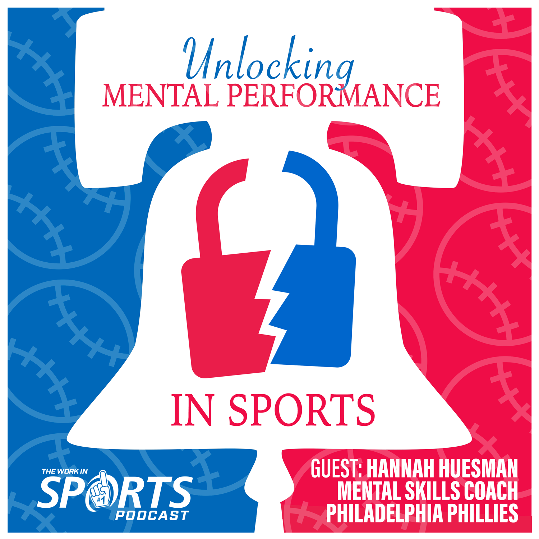 Hannah Huesman Philadelphia Phillies mental skills coach